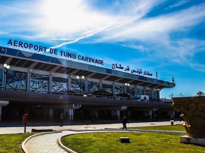 Location de voiture pas cher aéroport Tunis Carthage