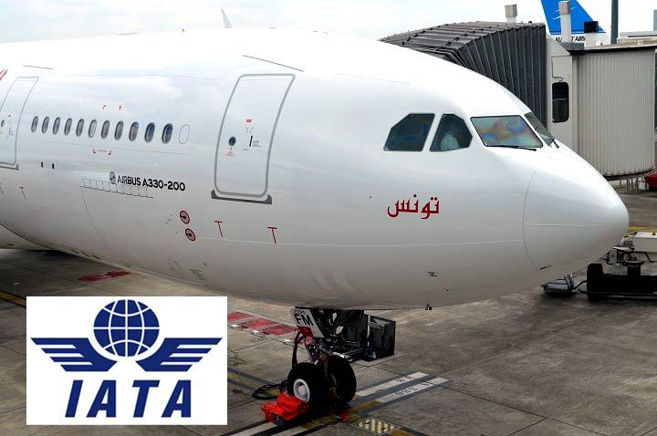 IATA-aerien-tunisie