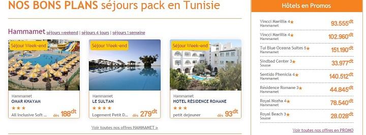 vacances-hotels-hammamet