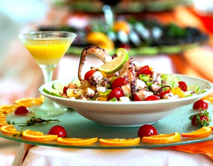 plat-fruit-de-mer-hotel-oceana-tunisie