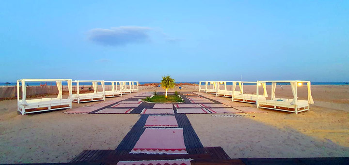 plage-hotel-hammamet
