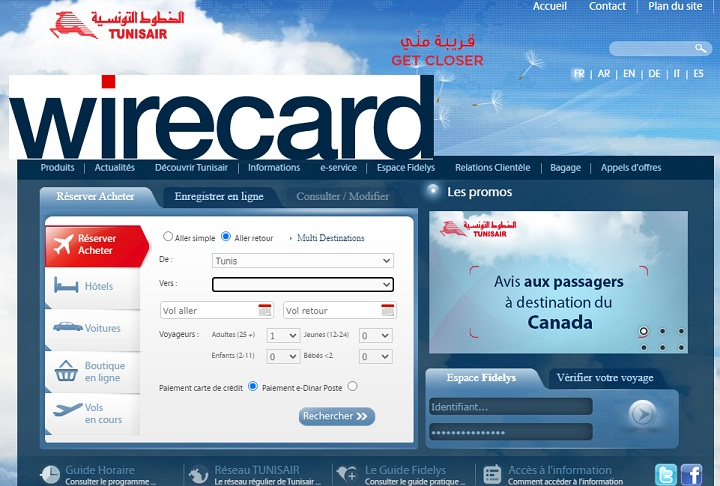 tunisair-wirecard