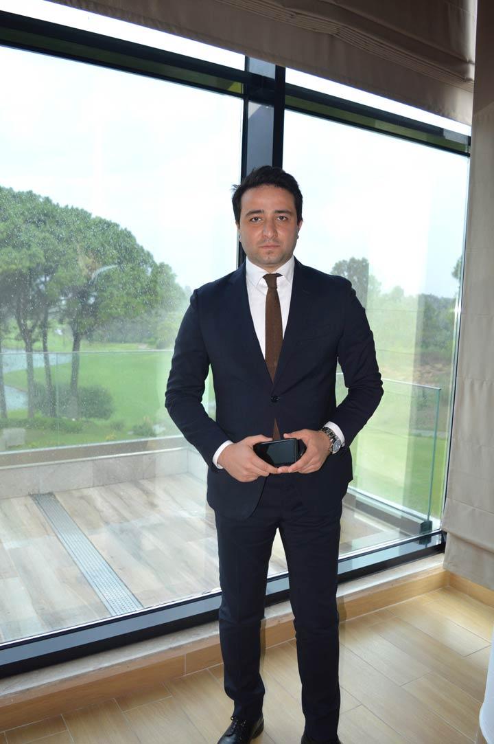 Skander Gharbi, directeur général de l'hôtel La Cigale Tabarka.