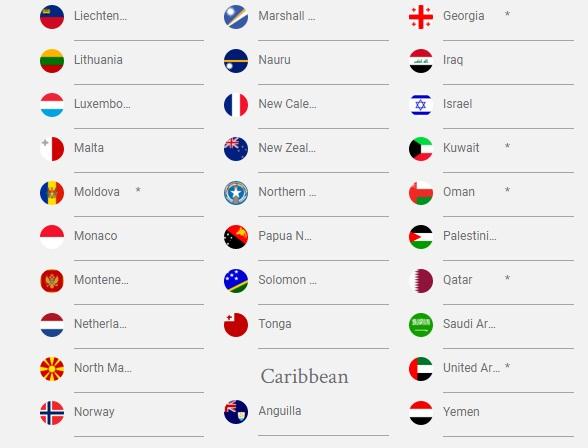 visa-caraibe-tunisie