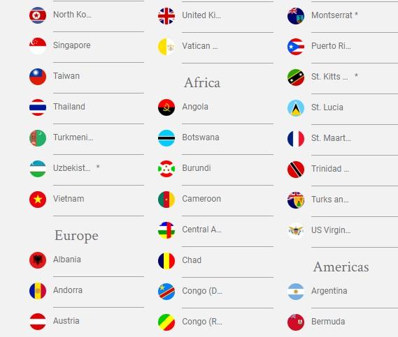 visa-afrique-tunisie
